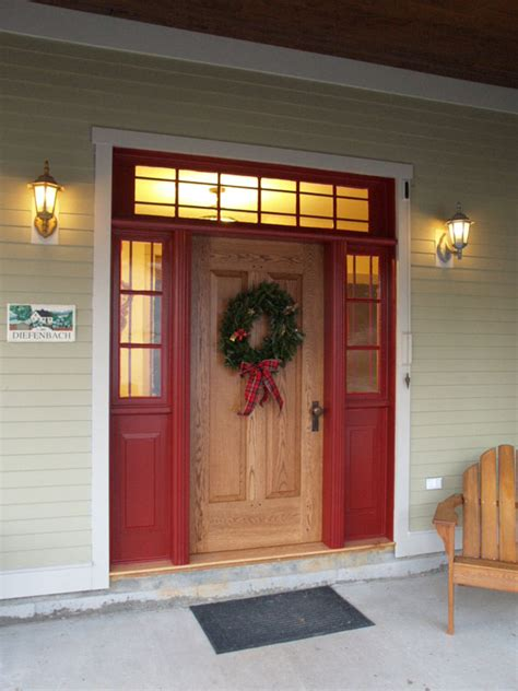 Front Door 171 Pennsylvania Limestone Farmhouse Farmhouse Exterior Doors
