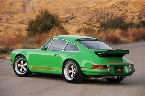 Old Porsche by Singer Design Old Classic Porsche 911 With Modern