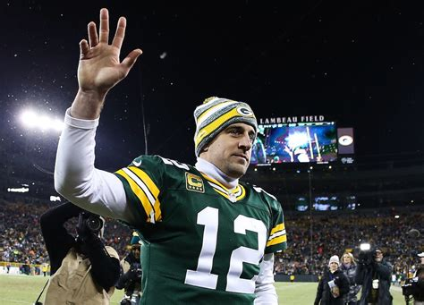 clayton aaron rodgers making case to be among 10 best qbs how does aaron rodgers stack up against the all time nfl
