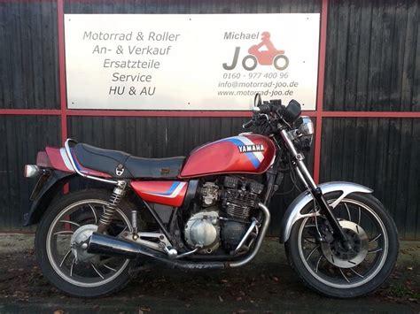Suche Motorrad Ankauf by Yamaha Xj 550 Wird Geschlachtet Motorrad Joo