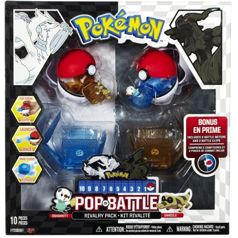 pop n battle rivalry pack b w series 1 water