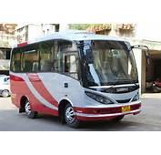 Swaraj Mazda 13 Seater Elite Bus  Rent A Car Pune Local And Airport