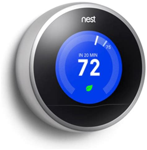 nest thermostat review 2nd and 3rd generation