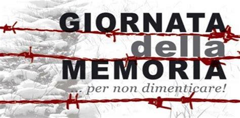 della memoria cinema in piazza plebiscito per la giornata della memoria