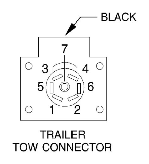 dodge ram truck hitch harness diagram  resolve draw  battery  wires   cut