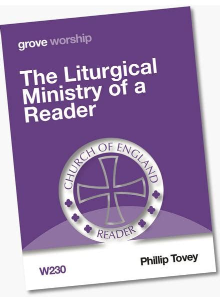 ministry of orthodox liturgical books w 230 the liturgical ministry of a reader grove books
