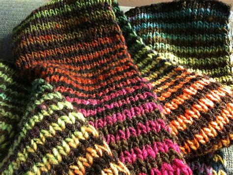 how to knit a striped scarf the noro striped scarf it s knot you