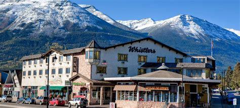 whistler inn and suites jasper hotels whistlers inn