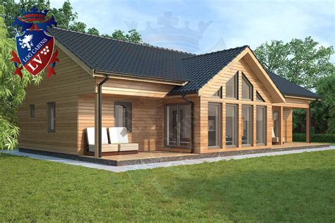 timber frame bungalows costs passive show home coming to dorset cornwall log cabins