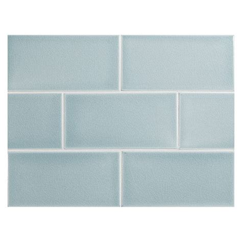 in demand blue subway tile ceramic backsplash with white complete tile collection vermeere ceramic tile ice blue