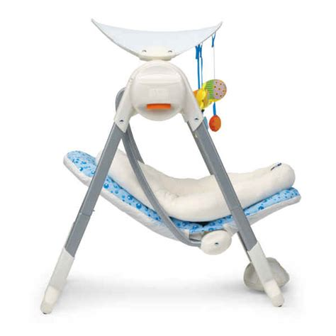 chicco baby swing chicco babyschaukel polly swing flower power
