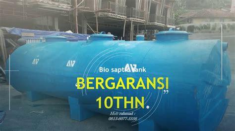 bio septic tank murah harga bio septic tank bandung