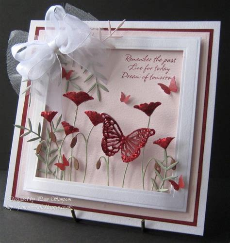 memory box dies card ideas 867 best images about memory box poppy dies sts