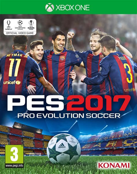 Kaset Xbox One Pes 2017 pes 2017 pro evolution soccer xbox one ebay