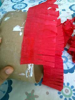 como hacer cadenas de papel crepe de tres colores el detalle que hace la diferencia centros de mesa