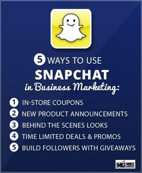 snapchat for business how your marketing can benefit from 15 best snapchat marketing for businesses images on