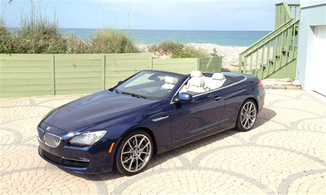 Bmw 650i Horsepower by Stock 2012 Bmw 650i Convertible 1 4 Mile Drag Racing