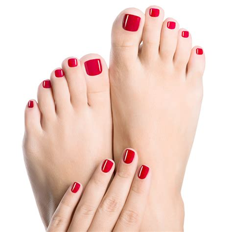 Stewart Gets Nails Toes Did by Regular Pedicure Pink Parlour Philippines