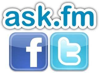 askfm facebook remover conex 227 o entre ask fm facebook e twitter blog