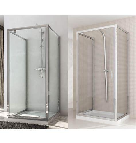 ante box doccia box doccia due ante fisse porta a battente anta unica