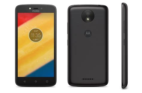 Motorola Announce Dates For The Arrival Of The Z8 Banana Phone And Z6 Phone by Motorola Announces The Moto C And C Plus Starting At