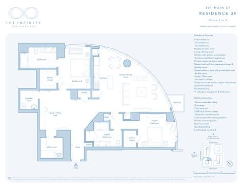 idea infinity plan infinity building san francisco floor plans