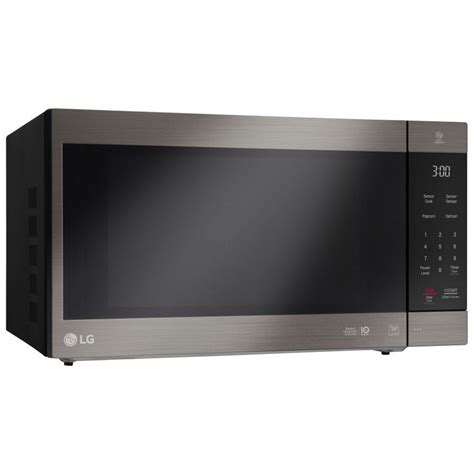 Microwave Lg lmc2075bd lg appliances 2 0 cu ft 1200w ct microwave black