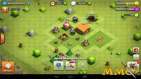 clash of clans builder clash of clans game review