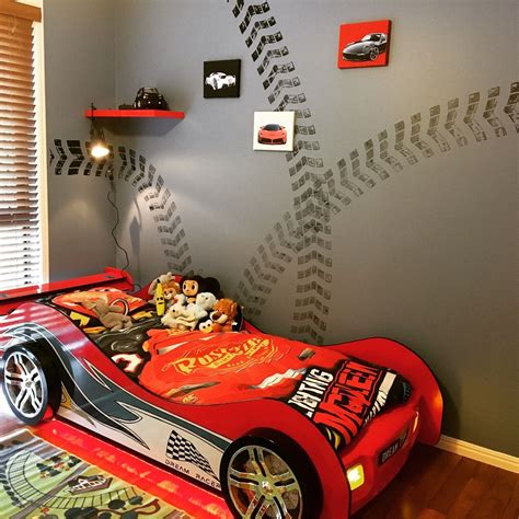 3 year old boy bedroom ideas racing theme room for our 3 year old boy room bedroom