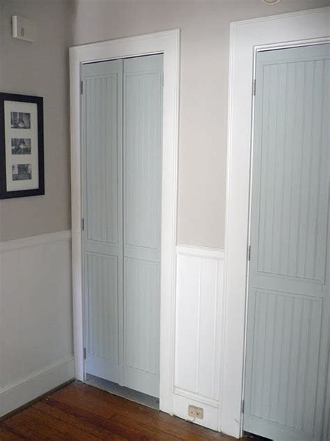 Adding Trim To Bifold Closet Doors - sns 17 brings you happy s day funky junk