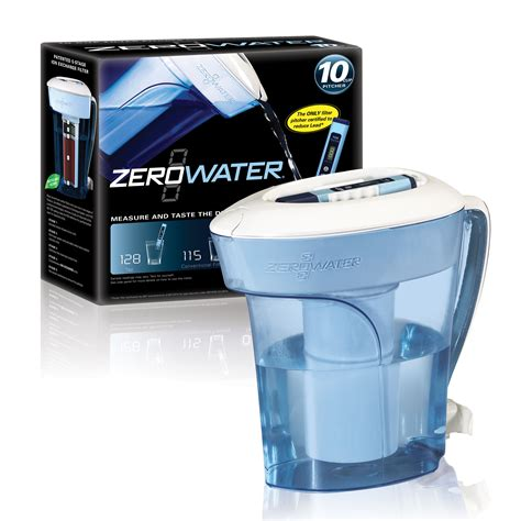 zero water pitcher zerowater pitcher review and giveaway diaries of a domestic goddess