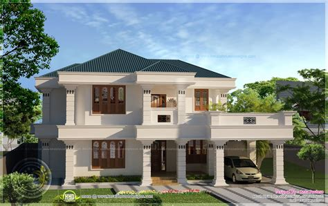 design of kerala style home august kerala home design floor plans home plans
