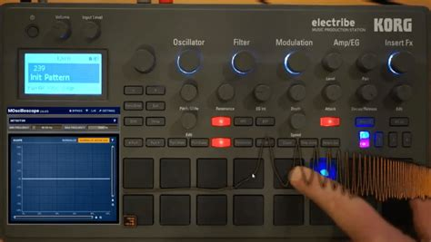 Korg Electribe 2 Metallic Blue new korg electribe 2 electribe sler versions compared synthtopia