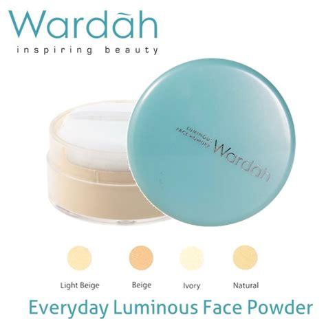Harga Wardah Tahun 2018 7 rekomendasi bedak wajah powder terbaik dengan