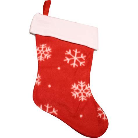 christmas stockings snowflake christmas stocking