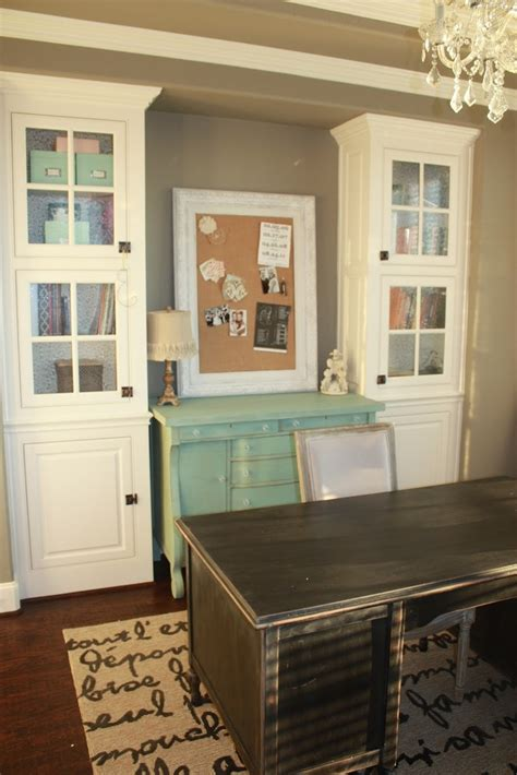 45 Best Images About Office Remodel On Pinterest Office Office Built In Cabinets