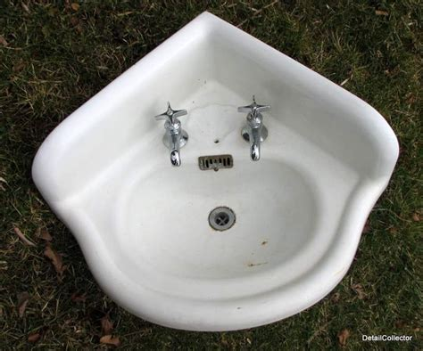 vintage corner bathroom sink antique corner sink bathroom victorian old house porcelain