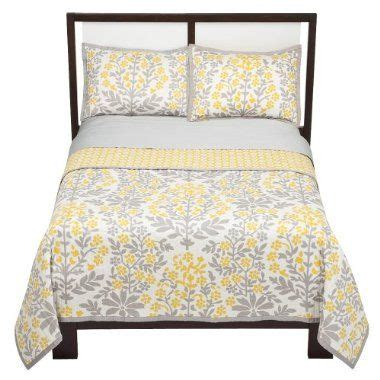 yellow and gray bedding yellow and gray floral bedding master bedroom pinterest