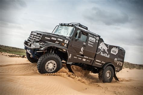 rally truck 980 horsepower kamaz master truck ready for the 2017 dakar