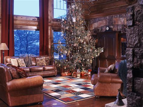 christmas decorating ideas for log homes five unique decoration ideas this event spaces