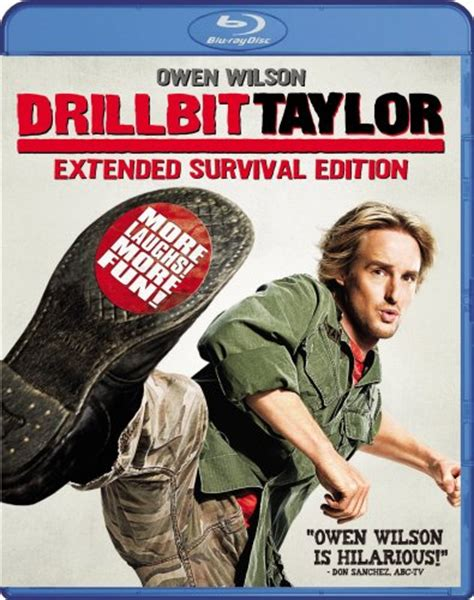Owen Wilson Sits Out Drillbit Promotion by Doc Dvd Review Drillbit 2008