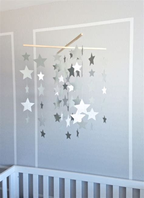 Diy Crib Mobile by Sweet Diy Galaxy Crib Mobile Kidsomania