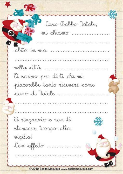 lettere babbo natale carta da lettere per babbo natale 28 images lettera a