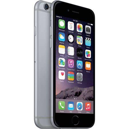 iphone 6 walmart refurbished talk iphone 6 32gb prepaid smartphone gray walmart
