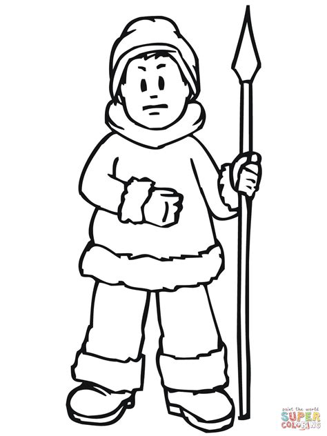 inuit people drawings www pixshark com images
