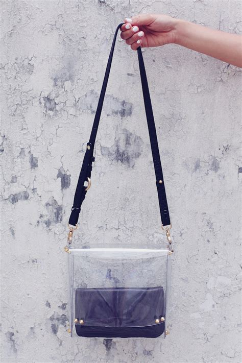 Transparan Sling Bag clear sling bag fashion handbags