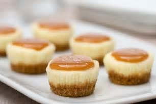 bite size salted caramel cheesecake recipe