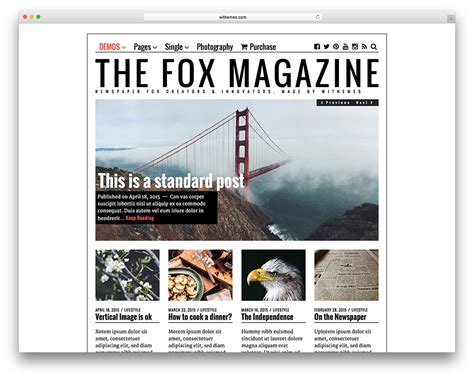 newspaper theme pagination top 40 news magazine wordpress themes 2018 colorlib