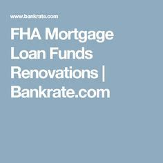 1000 ideas about fha loan on fha mortgage