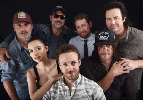 walking dead cast list march 2016 the walking dead images the walking dead cast comic con